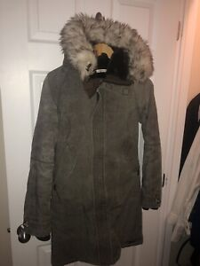 TNA women's winter jacket/coat size xs
