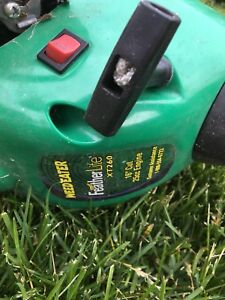Weed eater gas powered