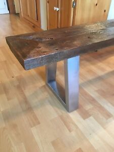 Reclaimed Barnwood Benches starting at 299$