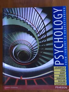 Psychology from inquiry to understanding textbooks gumtree psychology from inquiry to understanding textbooks gumtree australia free local classifieds fandeluxe Images