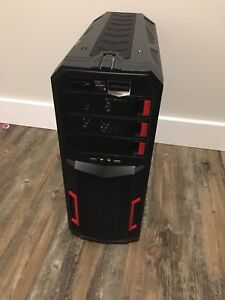 Rosewill Galaxy Mid-tower case