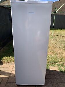 Hisense 176 litre freezer delivery available