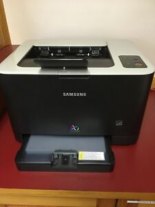 Samsung CLP-325W Wireless Colour Laser Printer