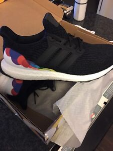 Adidas ultraboost pride size 13 DS