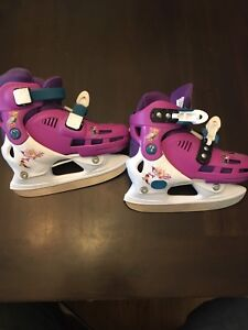 Junior Adjustable Skates - Disney Tinkerbell
