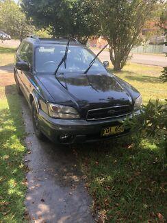 2003 Subaru Outback 2.5