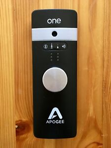 Apogee ONE for iOS and Mac