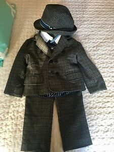 Toddler boys Suit