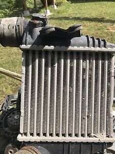 Jetta intercooler