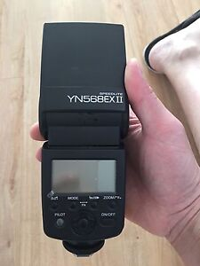 Yongnuo 568 exii flash canon mount Canley Vale Fairfield Area Preview