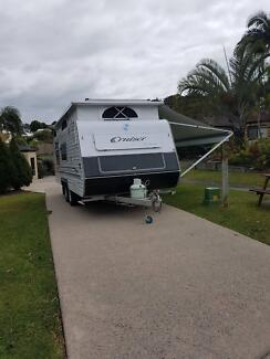 2000 Regent Cruiser Poptop Caravan with bunks Buderim Maroochydore Area Preview
