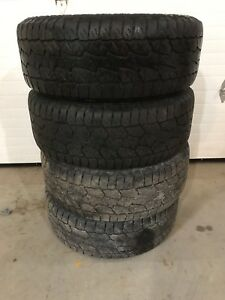 Hankook tires 275/55R20