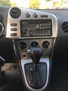 2003 Toyota Matrix   Comes with winter tires/rims