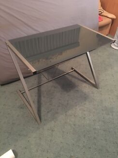 Glass top desk/ table
