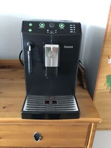 Saeco minuto fully automatic espresso machine coffee maker