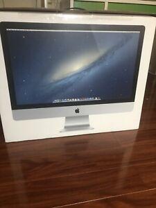 "iMac 27"" Core i5 2.9Ghz 8GB RAM 1TB w Office/ Mojave ** MINT CON"