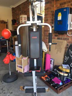 Wanted: Weider gym workstation