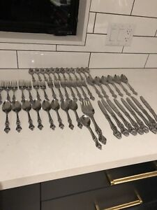 Cutlery - stainless steel