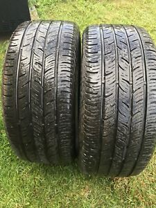 2 tires for sale-255/40/18