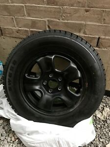 215 70r16 winter tires in rims