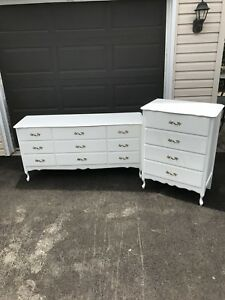 Commodes Shabby chic rétro vintage