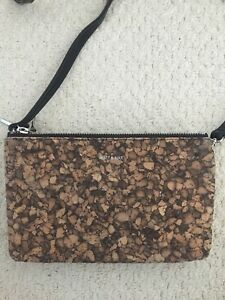 Matt & Nat Triplet Cork Crossbody Purse