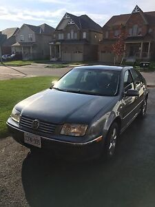 2004 Volkswagen Jetta 2.0L *low kms* e tested and certified