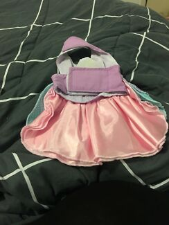 Gorgeous small dress for puppy