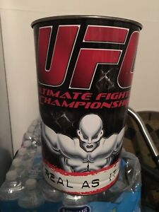 UFC - As Real As It Gets - Tin Buckets