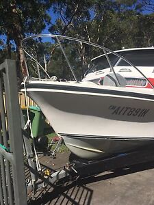 Savage Marlin Boat Chain Valley Bay Wyong Area Preview