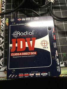 ACTIVE DIRECT BOX