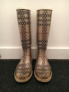 Bottes Burberry Boots