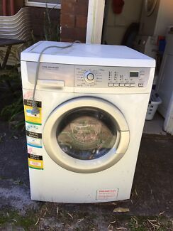 For free washing dryer not working