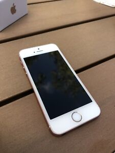 iPhone SE 64gb with Apple care