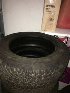 205 55 R16 Goodyear Winter Tires