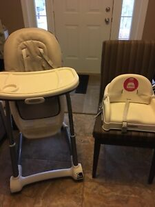 Graco 4 in 1 Highchair