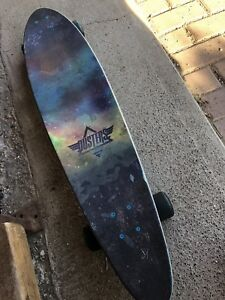 Dusters pintail longboard, excellent condition