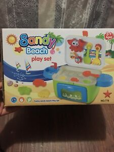 NEW beach toy set