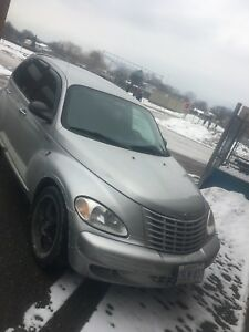 2005 CHRYSLER PT CRUISER OPEN TO TRADES
