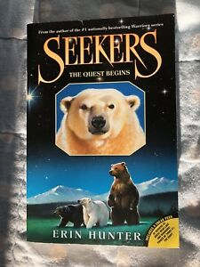 Seekers #1 by Erin Hunter
