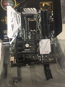 Asus Z270-A Motherhood
