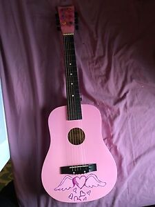 First Act Discovery Learning Guitar - like new