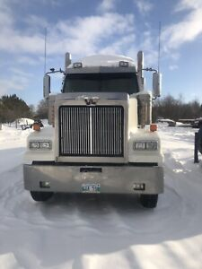 2012 Western Star REDUCED. HEAVY SPEC