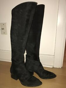 Alexander wang riding boots limited edition