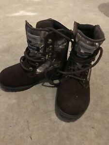 Boys real tree thinsulate boots brand new size 1
