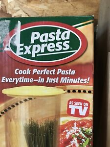 As Seen On TV - Pasta Express & Snap on Hose