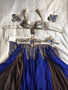 Belly Dance Costume's!!! Retired!! Cleaning Closet!