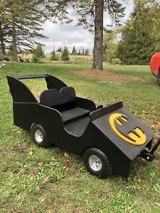 Kids car wagon