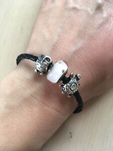 PANDORA charms silver owl animal