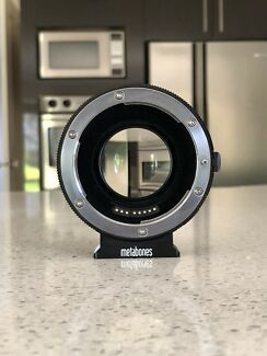 Metabones Canon EF to Sony E Mount Speed Booster